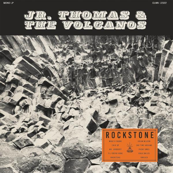 Jr. Thomas & The Volcanos ‎– Rockstone (Vinyl LP)