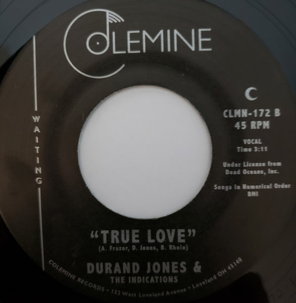 "Durand Jones & The Indications ‎– Don't You Know (Vinyl 7"")"