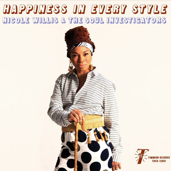 Nicole Willis & The Soul Investigators – Happiness In Every Style (Vinyl LP)
