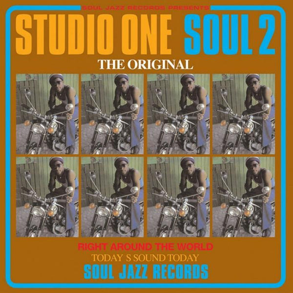 Various ‎– Studio One Soul 2 (Vinyl 2LP)