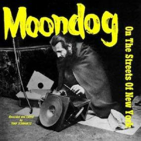 Moondog ‎– On The Streets Of New York (Vinyl LP)