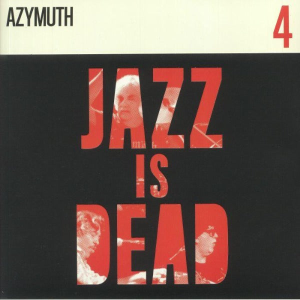 Ali Shaheed Muhammad & Adrian Younge / Azymuth ‎– Jazz Is Dead 4 (Vinyl 2LP)