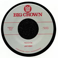 "Lady Wray ‎– Piece Of Me (Vinyl 7"")"