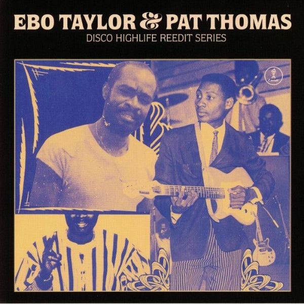 "Ebo Taylor & Pat Thomas ‎– Disco Highlife Reedit Series Vol. 3 (Vinyl 12"")"