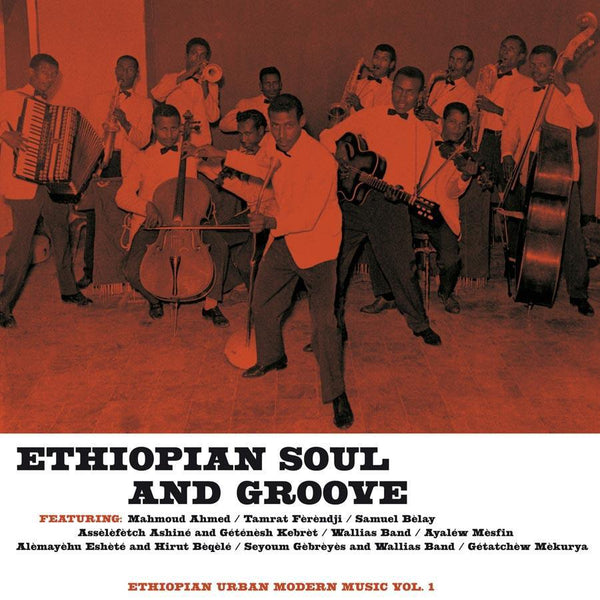 Various – Ethiopian Soul And Groove - Ethiopian Urban Modern Music Vol. 1 (Vinyl LP)
