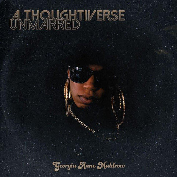 Georgia Anne Muldrow – A Thoughtiverse Unmarred (Vinyl LP) - Rook Records