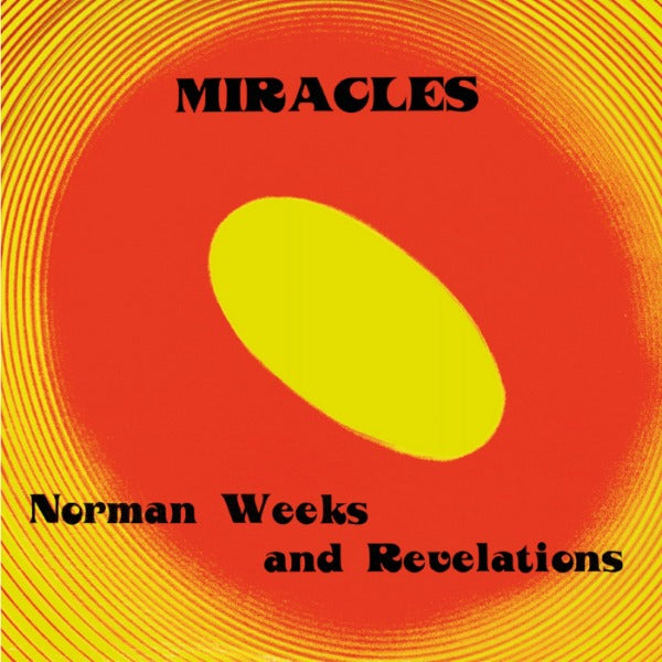 Norman Weeks & The Revelations ‎– Miracles (Vinyl LP)