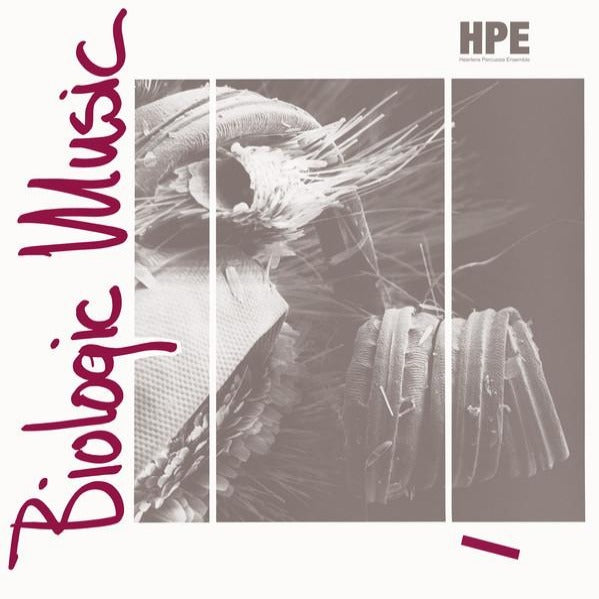 Heerlens Percussie Ensemble ‎– Biologic Music (Vinyl LP)