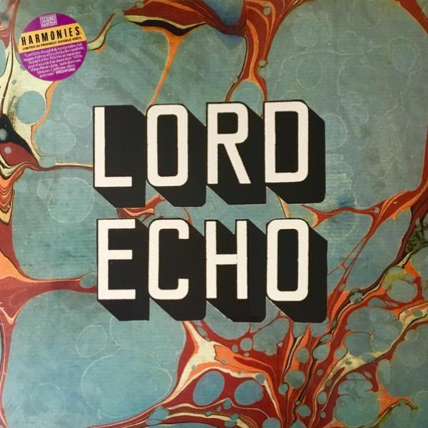 Lord Echo – Harmonies (Double Vinyl Edition) (Vinyl 2LP)