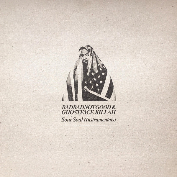 BadBadNotGood & Ghostface Killah ‎– Sour Soul (Instrumentals)(Vinyl LP)