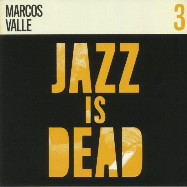 Marcos Valle / Adrian Younge & Ali Shaheed Muhammad ‎– Jazz Is Dead 3 (Vinyl LP)