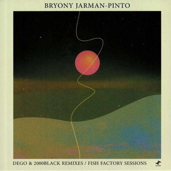 "Bryony Jarman-Pinto ‎– Sour Face: dego & 2000Black Remixes / Fish Factory Sessions (Vinyl 12"")"