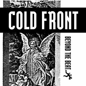 "Cold Front ‎– Beyond The Beat (Vinyl 12"")"