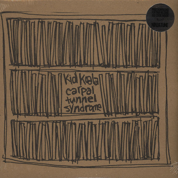 Kid Koala ‎– Carpal Tunnel Syndrome (Vinyl 2 LP)