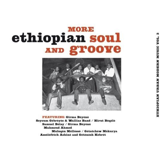 Various – More Ethiopian Soul And Groove - Ethiopian Urban Modern Music Vol. 3 (Vinyl LP)