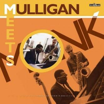 Thelonious Monk And Gerry Mulligan – Mulligan Meets Monk (Vinyl LP)