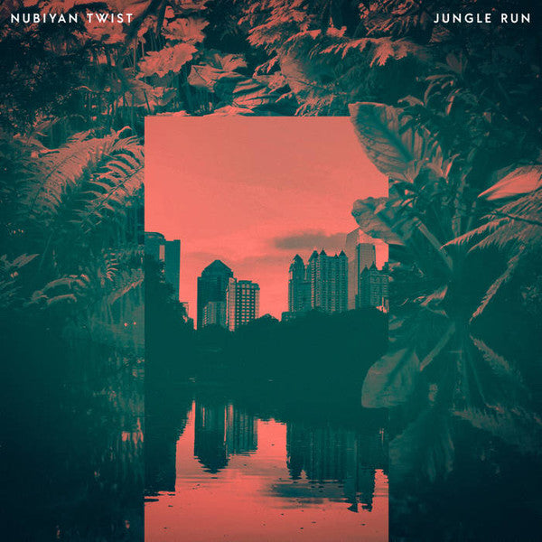 Nubiyan Twist – Jungle Run (Vinyl 2LP)
