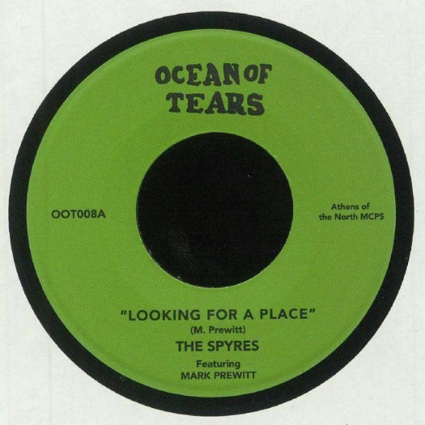 "The Spyres - Looking For A Place (Vinyl 7"")"