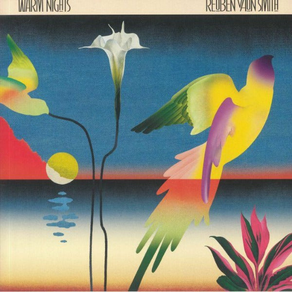Reuben Vaun Smith ‎– Warm Nights (Vinyl LP)