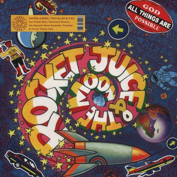 Rocket Juice & The Moon – Rocket Juice & The Moon (Vinyl 2LP)