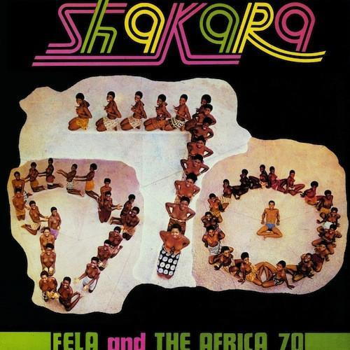 Fela Kuti And The Africa 70 – Shakara (Vinyl LP)