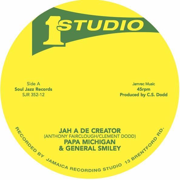 "Michigan and Smiley / Brentford Disco Set - Jah A The Creator / Rebel Disco (Vinyl 12"")"