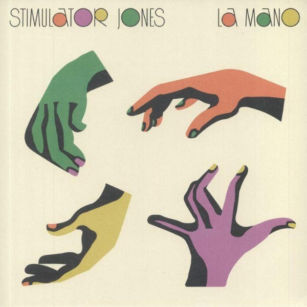 Stimulator Jones ‎– La Mano (Vinyl LP)