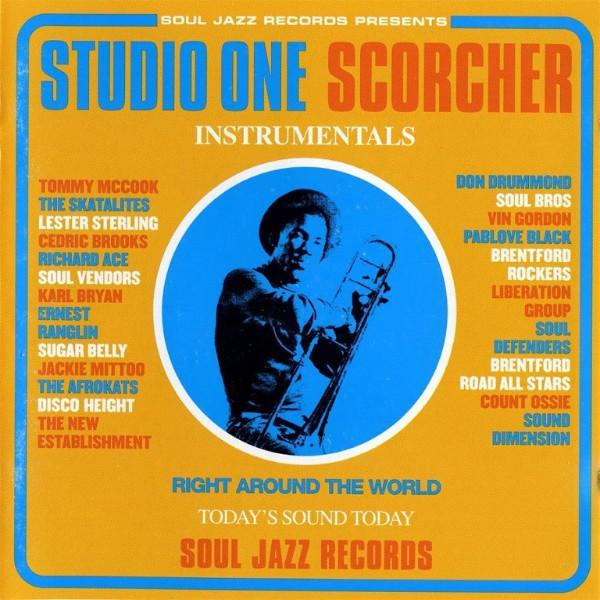 Various ‎– Studio One Scorcher (Vinyl 3LP)