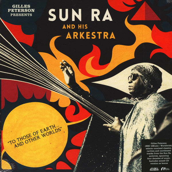 Sun Ra And His Arkestra ‎– To Those Of Earth... And Other Worlds (Vinyl 2LP)