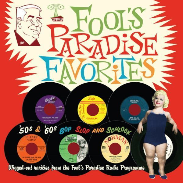 Various - Fools Paradise Favorites (Vinyl LP)