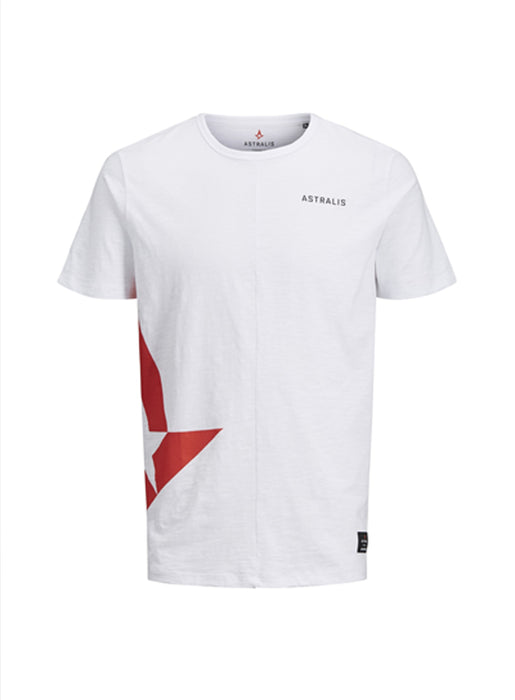Astralis White Wrap T-shirt