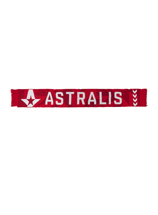 Astralis Scarf Red
