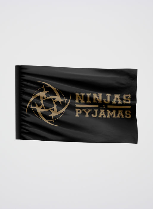 Ninjas in Pyjamas Flag