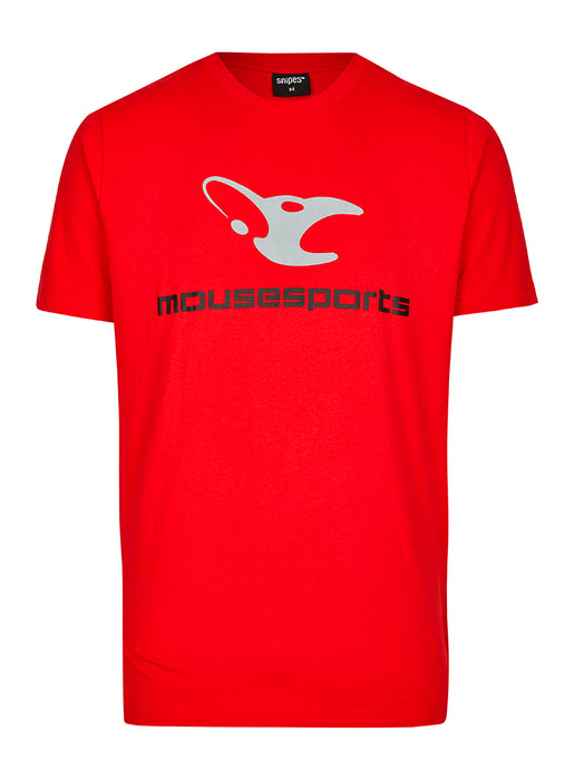 Mousesports x Snipes T-shirt Red