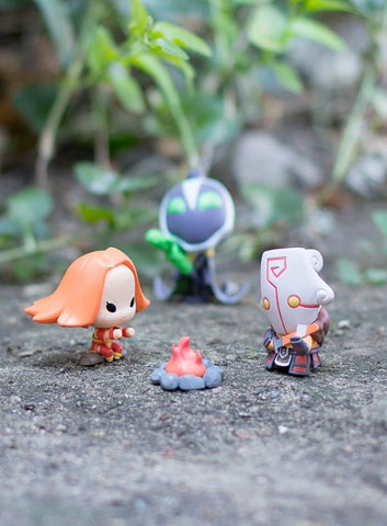 Dota2 Dotakins Vinyl Blind Box Series 2