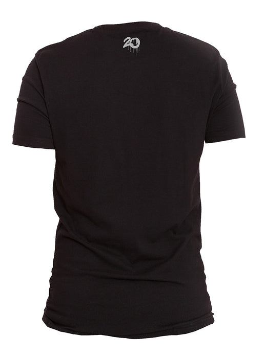 Gooseman 20 T-Shirt Black