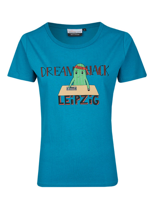 DreamHack Leipzig Community Design T-shirt 2020 Female