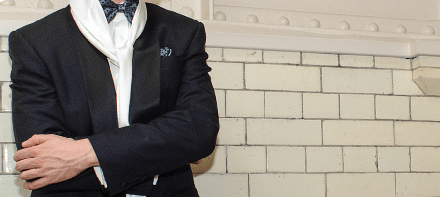 How To Wear Black Tie For Weddings Black Co Uk