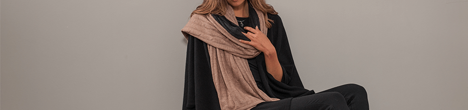 9d99528374e68 Like many of today's fashion accessories, ladies' scarves have evolved  through history from the functional to the fabulous and have become  essential and ...