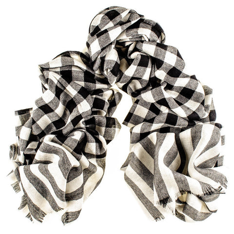 Tavistock Cashmere and Silk Scarf