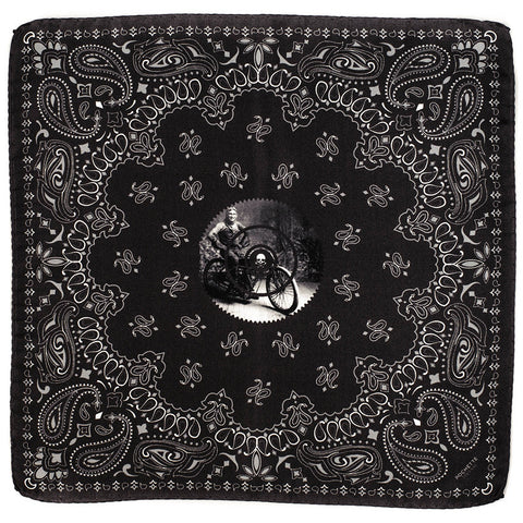 The 'Widow Maker' Italian Silk Pocket Square