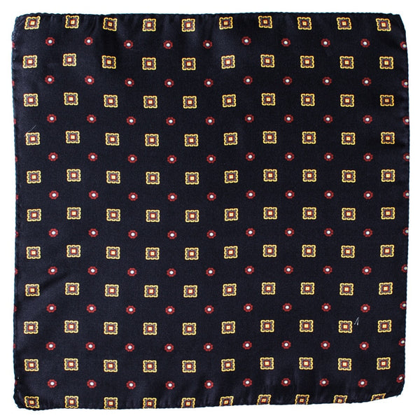 Ravenna - Silk Pocket Square