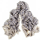 Jermyn Merino Wool and Silk Scarf