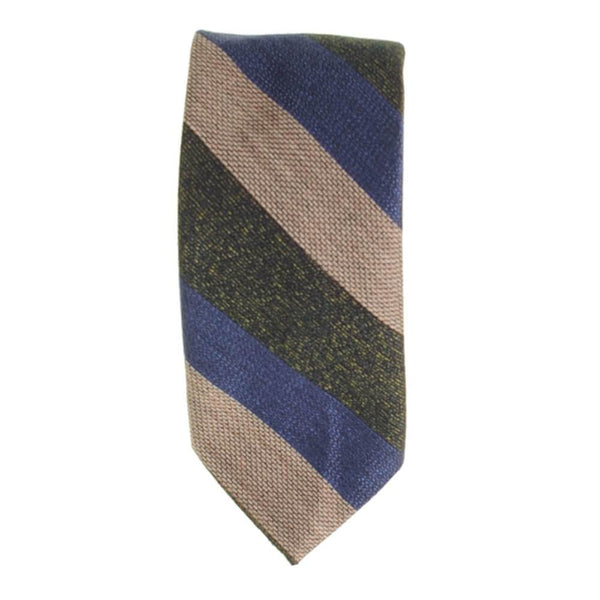 Grivola Italian Silk and Wool Tie
