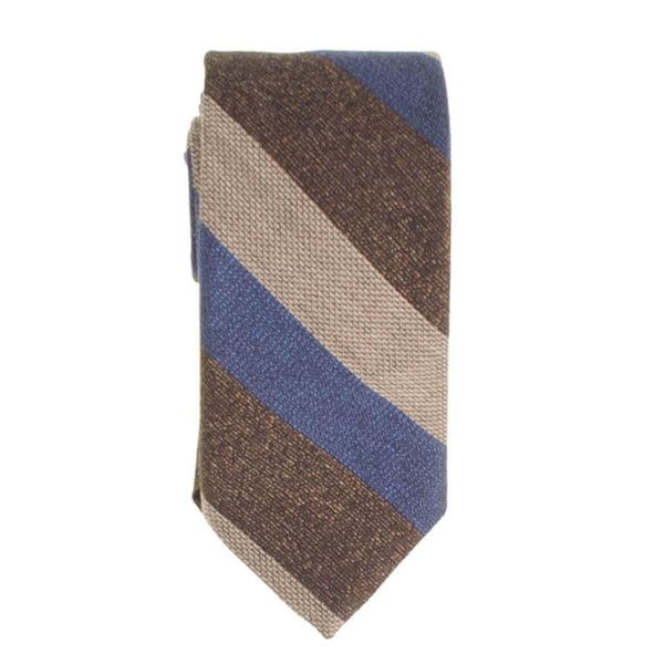 Tonale Italian Silk and Wool Tie