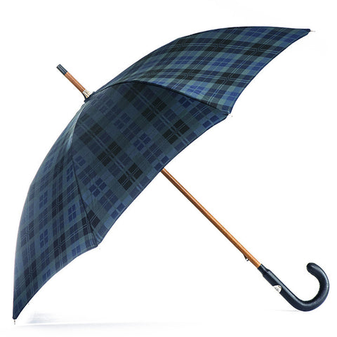 Black Watch Tartan Luxury Umbrella