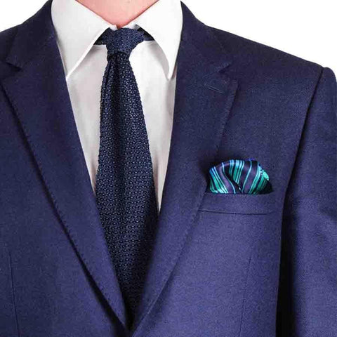 Fortuna Silk Pocket Square