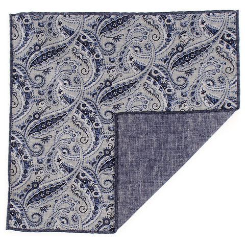 Linen & Cotton Pocket Squares