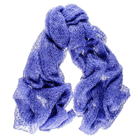 Bluebell Kid Mohair Scarf