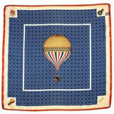 'Balloon' Italian Silk Neckerchief